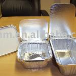 aluminium foil containers take away disposable