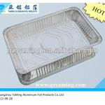 packaging,aluminium trays for food roast pan