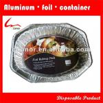 Yiwu factory direct high quality disposable aluminum foil container