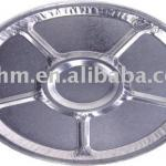 aluminum foil disposable party ware