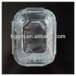 alu foil pans for food packaging food container