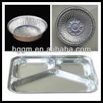 aluminium container packaging for food