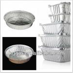 fresh keeping foil containers for food packaging