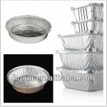 fast food packaging alu foil container manufacturer