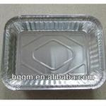 fast food packaging al foil container manufacturer