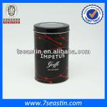 round tea tin/round tea tin box/round tea tin can
