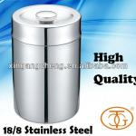 18/8 Stainless steel Canister