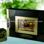 Chinese display paper tea box manufacturer