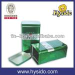 Logo Printed tin tea boxes wholesale