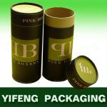 round cardboard cheap wholesale tea box