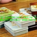 small metal tin boxes supplier