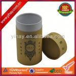 Kraft paper round tea box manufacturers, suppliers