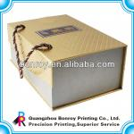 2014 new Design Luxury paper gift packaging boxes