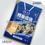 customed dog food bag