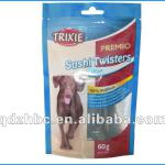 your cute dog food plastic packaging bag