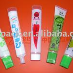 plastic tube for food package