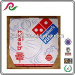 Dominos pizza box custom made in Alibaba China