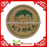 kraft brown paper printing stickers