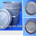 20L acid resistance bucket with lid