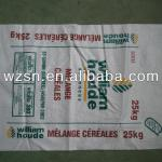 cement pp woven packaging bag