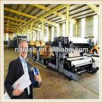 bottom pasted 3 layer cement paper bag production line