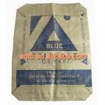 pp woven sacks for packing cement with valve