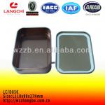 Tobacco metal box for 20 cigarettes