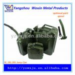 5L 10L 20L portable safety gas can wholesale