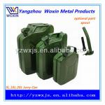 5L 10L 20L safety petrol jerry can