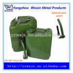 5l 10l 20l metal jerrycan for sale gas can/oil drum/steel can for jeep