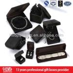 Jewellery Boxes Wholesale 2014 New Style Velvet Jewellery Box Design(HSD-H3390)