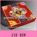 Hot sale newest mooncake paper gift packaging box
