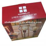 Goblets Cardboard Packaging Box