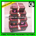 2013 Magnet closure foldable paper gift box