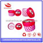 cylinder paper box for package