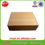 Corrugated carton box,luxury paper packaging box,kraft paper box packaging
