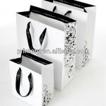 Custom high quality gift paper bag