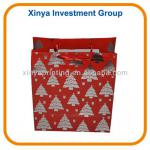 2014 New Paper Bags,Holiday Bags(Foil Stamping)
