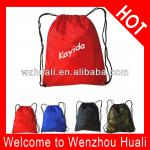 Reusable Polyester Drawstring Gift Bag