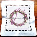 embroidery lavender bag ,sachet bag