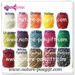 raffia ribbon cord for gift packaging