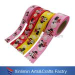 Packing Cartoon Grosgrain Ribbons Wholesale
