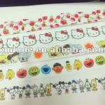 2014 hot sales grossgrain ribbon printed