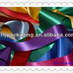 Customized Double Face Polyester Satin Ribbon For Different Uses