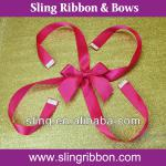 Pink Wrapping Flower Bows