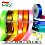 china wholesale celebrate it satin ribbon for gift packaging