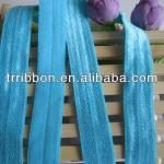 Shinny Fold over Elastic ribbon