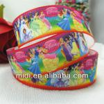 7/8'' character grosgrain ribbon princess grosgrain ribbon princess grosgrain
