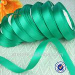 1m, 2m or 5m 12mm Green satin ribbon for choose length sewing, craft, Wedding