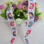 22mm cute printed grosgrain dora ribbon